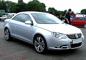 Volkswagen EOS turbo-back and cat-back systems