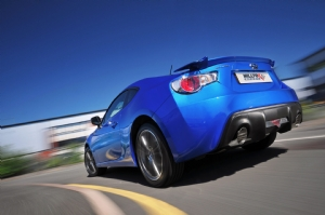 GT86, BRZ and Scion FR-S system released