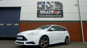 Ford Focus ST Mk3 arrives