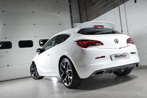 New Vauxhall Astra VXR