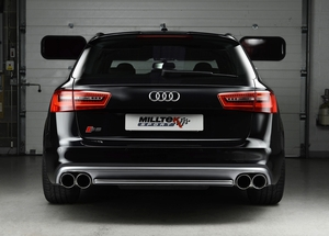 Audi S6 4.0 V8 Twin-Turbo