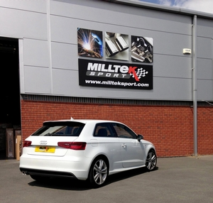 New Audi A3 2.0TDI 150ps