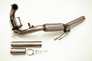 DPF-Optimisation pipe for 2.0 TDI 170bhp VAG cars