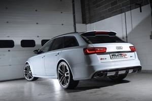 Audi RS6 C7 4.0 TFSI biturbo quattro