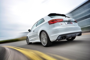 New Audi S3 300PS available now