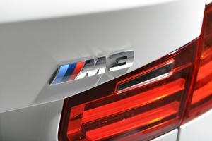 2015 BMW M3 Saloon
