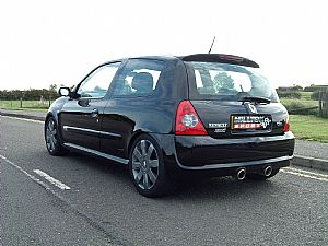 Renault Clio 182 and Megane 225 development completed