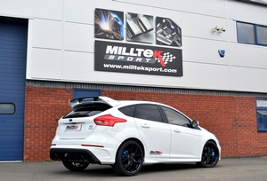 Ford Focus RS Mk3 enters development