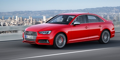 Audi S4 B9 3.0 V6T Now in development