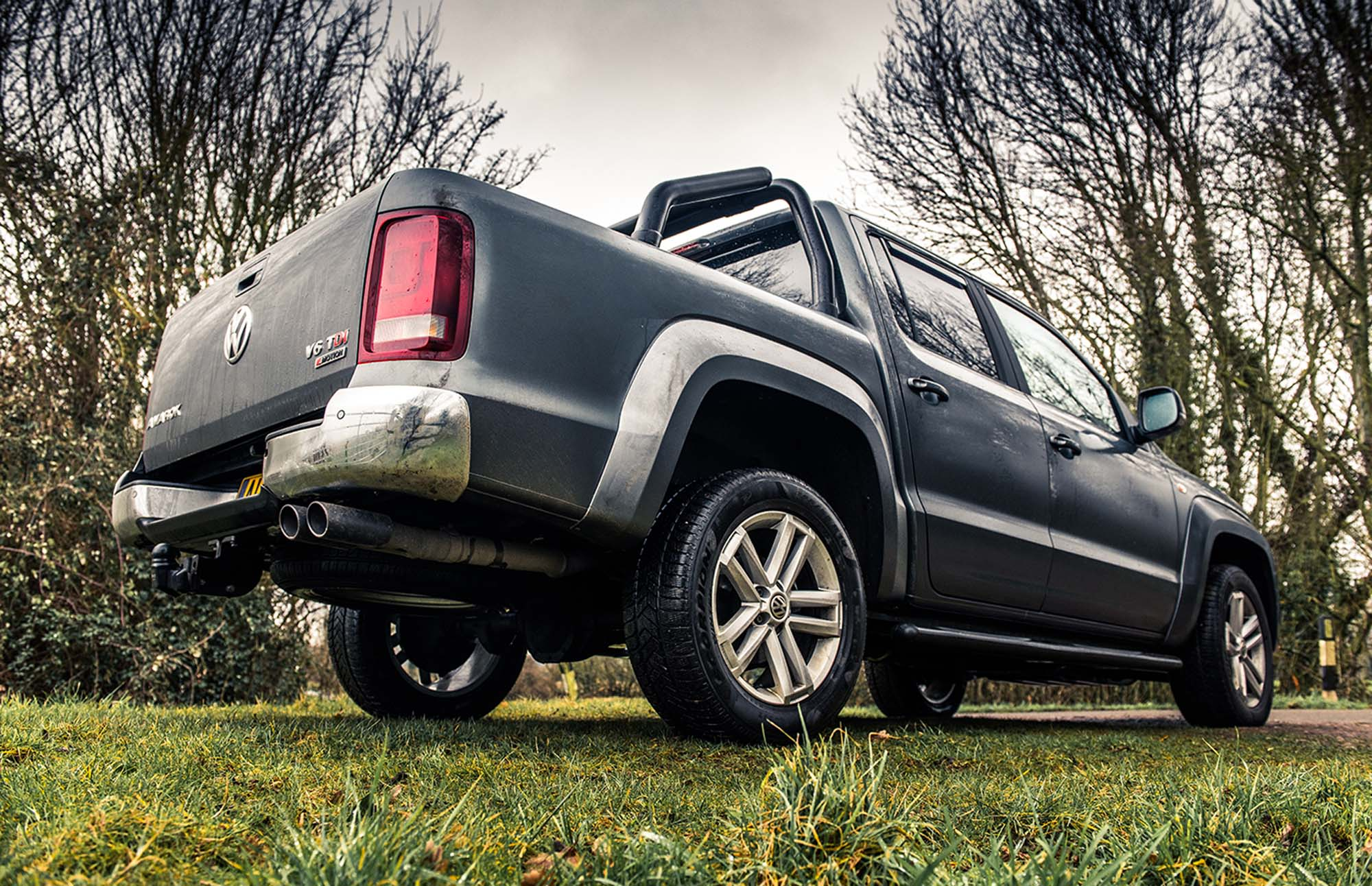 Milltek Sport Expands Range Of Stainless Steel Exhaust Systems To Include VW Amarok 3.0 V6 TDI (204 & 224PS)