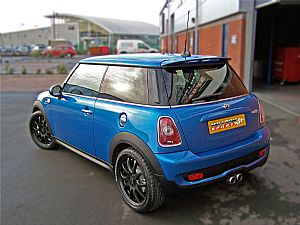 New Mini Cooper S Turbo already in development at Milltek Sport