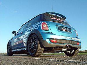 Review and independent power test of the Milltek R56 Mini Cooper S Turbo