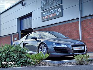 Audi R8 quattro has arrived!