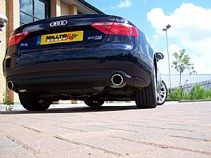 Audi A5 3.0 TDi - not a very diesely diesel!