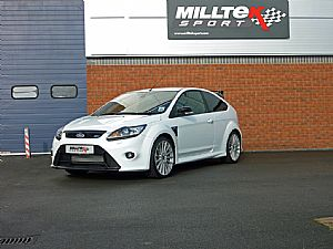 Ford Focus RS 2.5T joins Milltek's Fleet