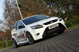 Focus RS & TTRS to appear at Essen Motorshow
