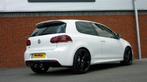 Golf R joins Milltek's Fast Fleet
