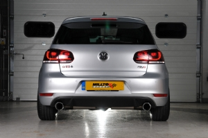 Ultimate system for the Golf 6 GTi