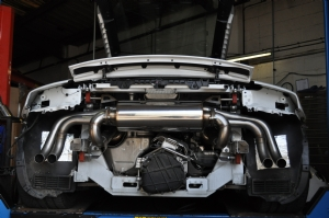 Audi R8 V10 Racing Exhaust System