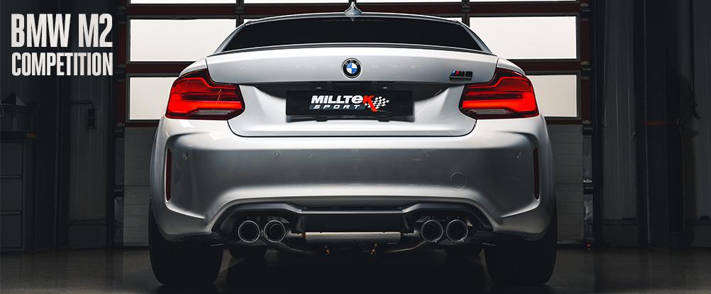 Milltek Sport Audi RS6 C8